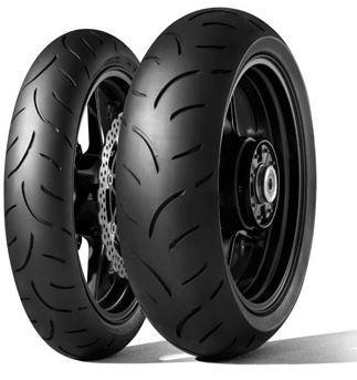Pneumatiky Dunlop SPMAX QUALIFIER II 120/65 R17 56W  TL