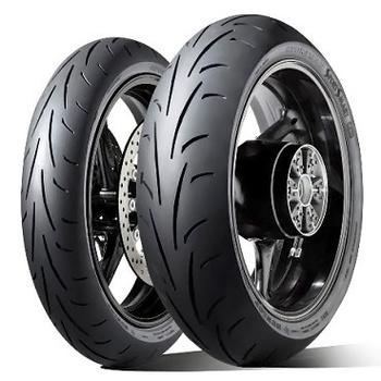 Pneumatiky Dunlop SPMAX SPORTSMART 190/50 R17 73W  TL