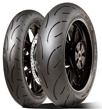 Pneumatiky Dunlop SPMAX SPORTSMART II R 180/55 R17 73W  TL