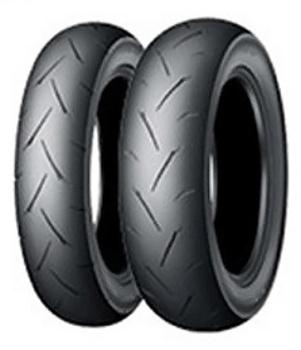 Pneumatiky Dunlop TT92 120/80 R12 55J  TL