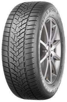 Pneumatiky Dunlop WINTER SPORT 5 SUV 255/50 R19 107V XL TL