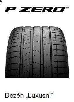 Pneumatiky Pirelli P-ZERO G4L 315/30 R22 107Y XL TL