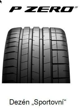 Pneumatiky Pirelli P-ZERO G4S 255/30 R20 92Y XL TL