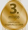 3.místo - shop roku 2008